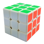 CONGS DESIGN YueYing 3x3x3 Speed Cube White