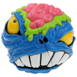 MAD HEDZ Brain Eater Pocket 2x2 Cube