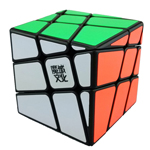 YJ MoYu Crazy Windmill Speed Cube Black