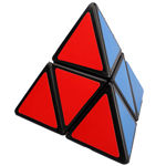 MoZhi 2-Layer Pyraminx Black