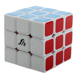Funs Puzzle GuangYing 3x3x3 Speed Cube White