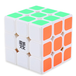 MoYu HuaLong 3x3x3 Speed Cube White