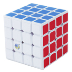 YuXin QiLin 4x4x4 Speed Cube White