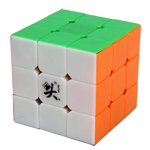 DaYan V Zhanchi 3x3x3 Stickerless Magic Cube 50mm