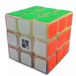 YJ SuLong 3x3x3 Magic Cube Transparent