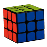 CONGS DESIGN MeiYing 3x3x3 Speed Cube Black
