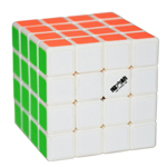 MFG QiHang 4x4x4 Puzzle Magic Cube White 65mm