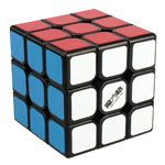 MFG Thunderbolt 3x3x3 Speed Cube Balck 56mm