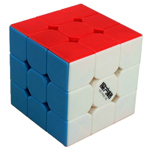 MFG Thunderbolt 3x3x3 Stickerless Speed Cube 56mm