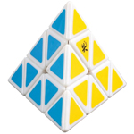 DaYan Pyraminx Speed Cube White
