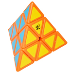 DaYan Pyraminx Speed Cube Orange