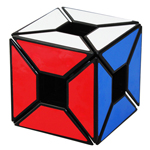 LanLan Edge Only Void Magic Cube Black