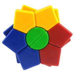 Diansheng Magic Dart 2x2 Magic Cube Puzzle