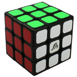 Funs Puzzle JieYun 3x3x3 Speed Cube 57mm Black