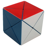 MF8 Stickerless Dino Skewb Magic Cube