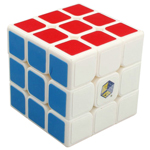 YuXin Fire Kylin 3x3x3 Magic Cube White