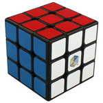 YuXin Fire Kylin 3x3x3 Magic Cube Black
