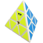 QiYi Pyraminx Speed Cube White