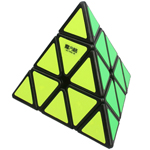 QiYi Pyraminx Speed Cube Black