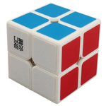 YongJun YuPo 2x2x2 Magic Cube White