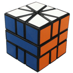 ShengShou Square-1 Magic Cube Black
