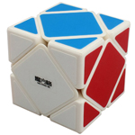 QiYi Skewb Speed Cube White