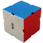 QiYi Skewb Stickerless Speed Cube