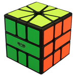 QiYi Square One Speed Cube Black