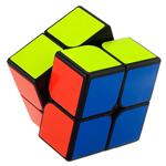 MoYu TangPo 2x2x2 Speed Cube Black
