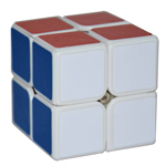 Cyclone Boys FeiChang 2x2x2 Magic Cube White