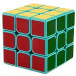 MoYu AoLong GT 3x3x3 Speed Cube Cyan