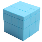 YuXin Mirror Blocks Magic Cube Blue