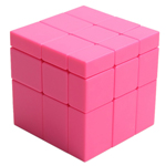YuXin Mirror Blocks Magic Cube Pink