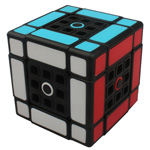 limCube Dual 3x3x3 Magic Cube Version 2.1 Black