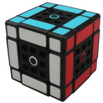 limCube Dual 3x3x3 Magic Cube Version 2.2 Black