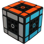 limCube Dual 3x3x3 Magic Cube Version 3.1 Black