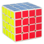 CONGS DESIGN MeiYu 4x4x4 Speed Cube White