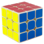 GuoGuan Yuexiao 3x3x3 Speed Cube 55mm Orignal Color