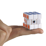 DianSheng Mini 3x3x3 Stickerless Magic Cube 30mm