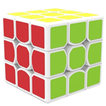 QiYi Wind 3x3x3 Speed Cube 56mm White