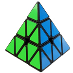 Cyclone Boys Pyraminx Speed Cube Black