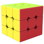 QiYi Wind 3x3x3 Stickerless Speed Cube 56mm