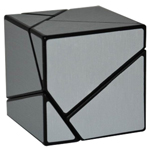limCube 2x2x2 Ghost Cube Silver