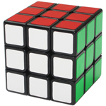 ShengShou Legend 3x3x3 Magic Cube Black