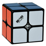 Mo Fang Ge Cavs 2x2x2 Speedcube 50mm Black