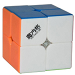 Mo Fang Ge Cavs 2x2x2 Stickerless Speedcube 50mm