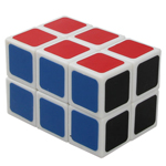 2x2x3 Magic Cube Standard Color Scheme White