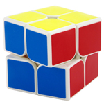 MoYu Weipo 2x2x2 Speed Cube 50mm White