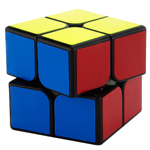 MoYu Weipo 2x2x2 Speed Cube 50mm Black