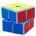 MoYu Weipo 2x2x2 Speed Cube 50mm Blue